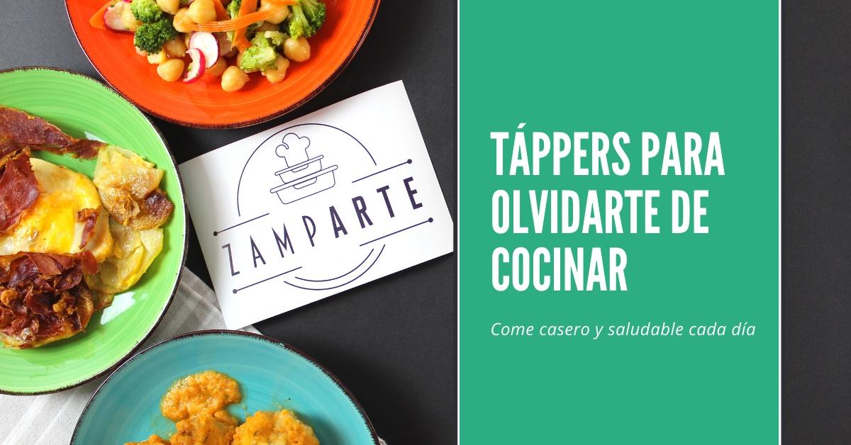 Olvídate de cocinar: nace ZAMPARTE en Valencia
